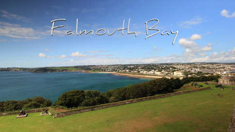 Timelapse - Pendennis Catsle, Falmouth