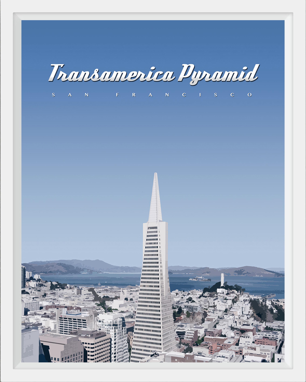 Transamerica Pyramid, SF