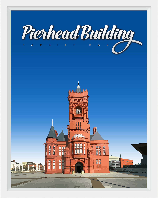 Pierhead Building, Cardiff Bay