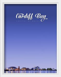 Cardiff Bay from Penarth