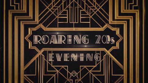 Roaring 20s Evening