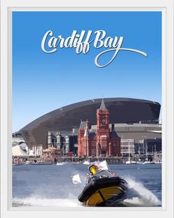 Fun @ Cardiff Bay, Wales
