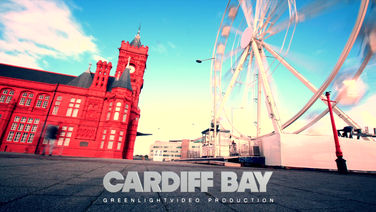 Timelapse - Cardiff Bay