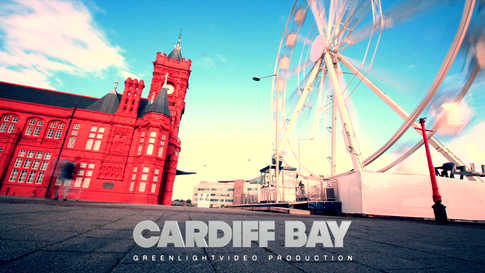 Timelapse - Cardiff Bay