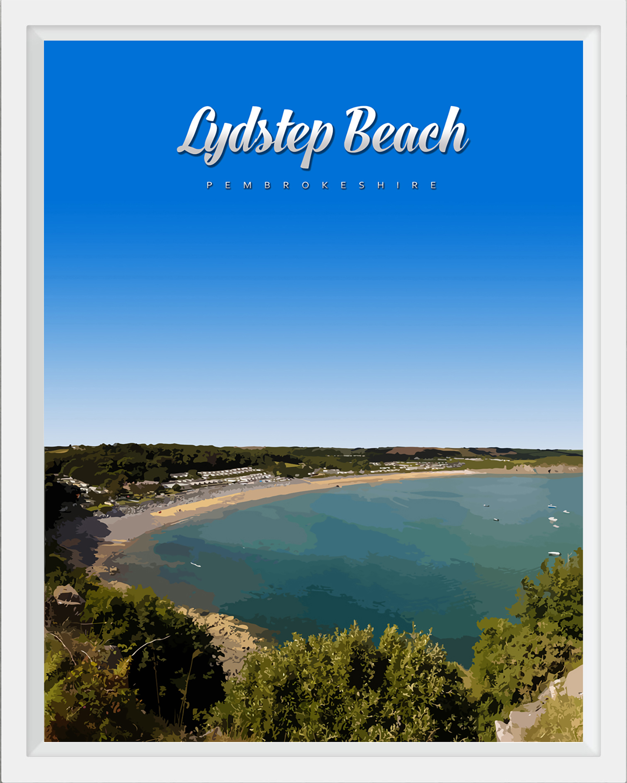 Lydstep Beach, Tenby