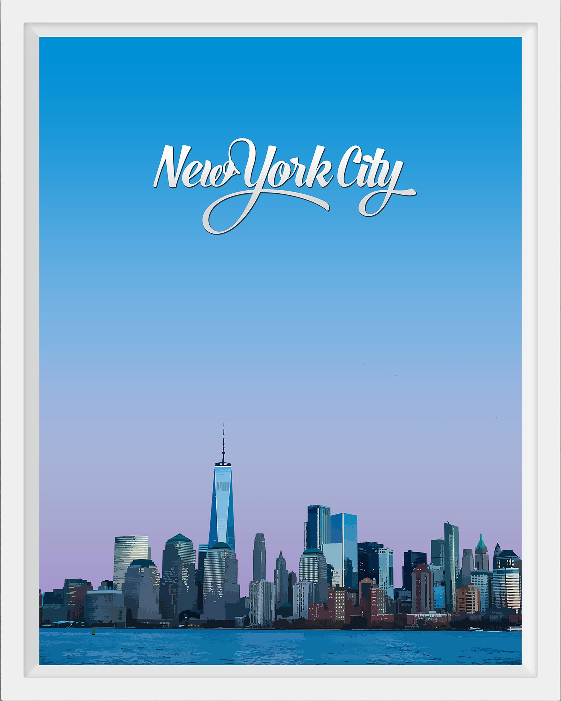 New York at Sunrise