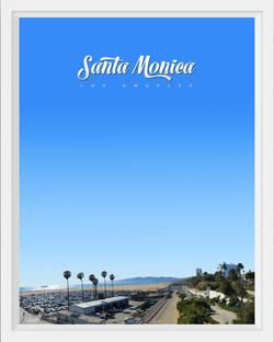 Santa Monica Beach, LA