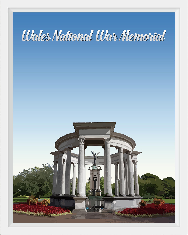 Wales National War Memorial
