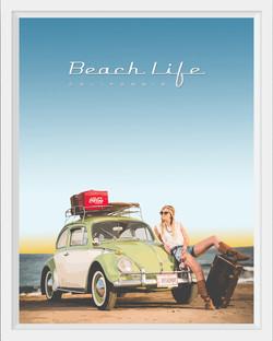 VW Bug Beach Life