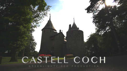 Timelapse - Castell Coch