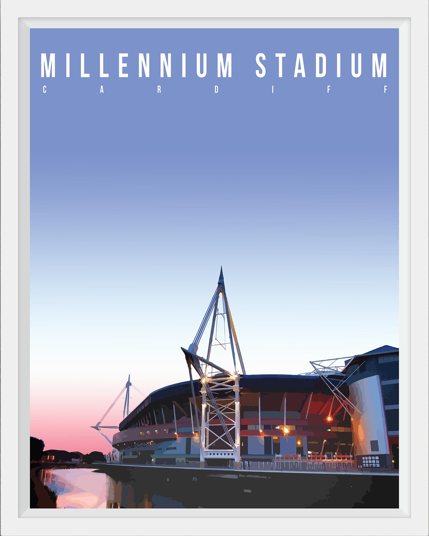 Millenium Stadium, Cardiff