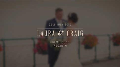 Laura & Craig Wedding Highlights