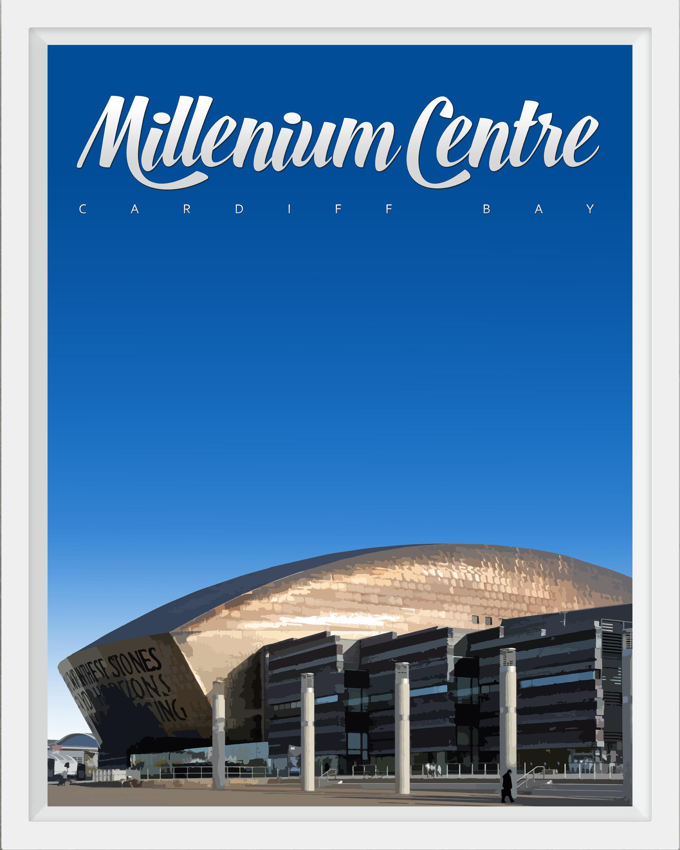 Millenium Centre, Cardiff Bay