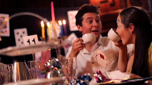 Exchange Hotel - Mad Hatters Tea Party (Short)