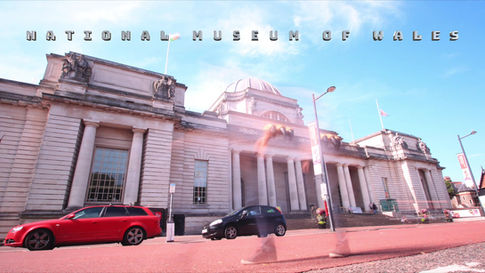 Timelapse - National Museum of Wales