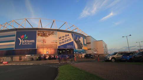 Cardiff City Stadium Timelapse