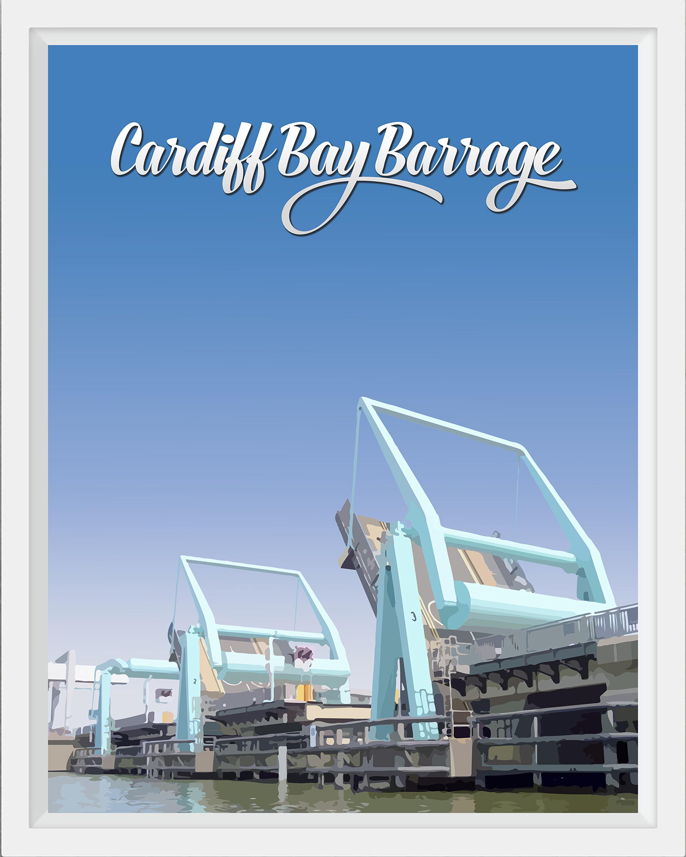 Cardiff Bay Barrage, Wales