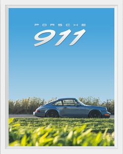 Porsche 911 (grey)