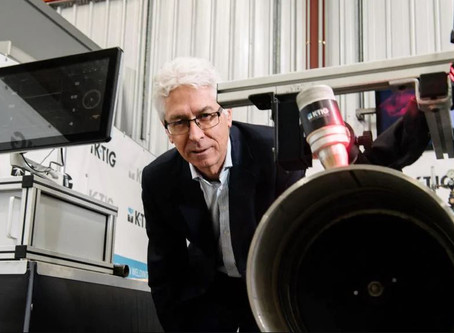 Innovyz Alumni company K-TIG gears up for ASX debut