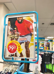 SS19 Summer Campaign - Instore Posters