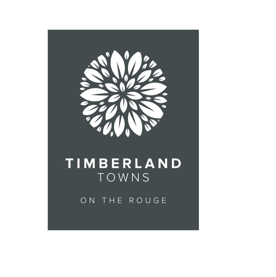 Timberland Towns Identity