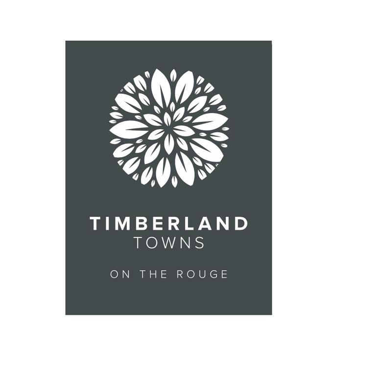 Timberland Towns Identity