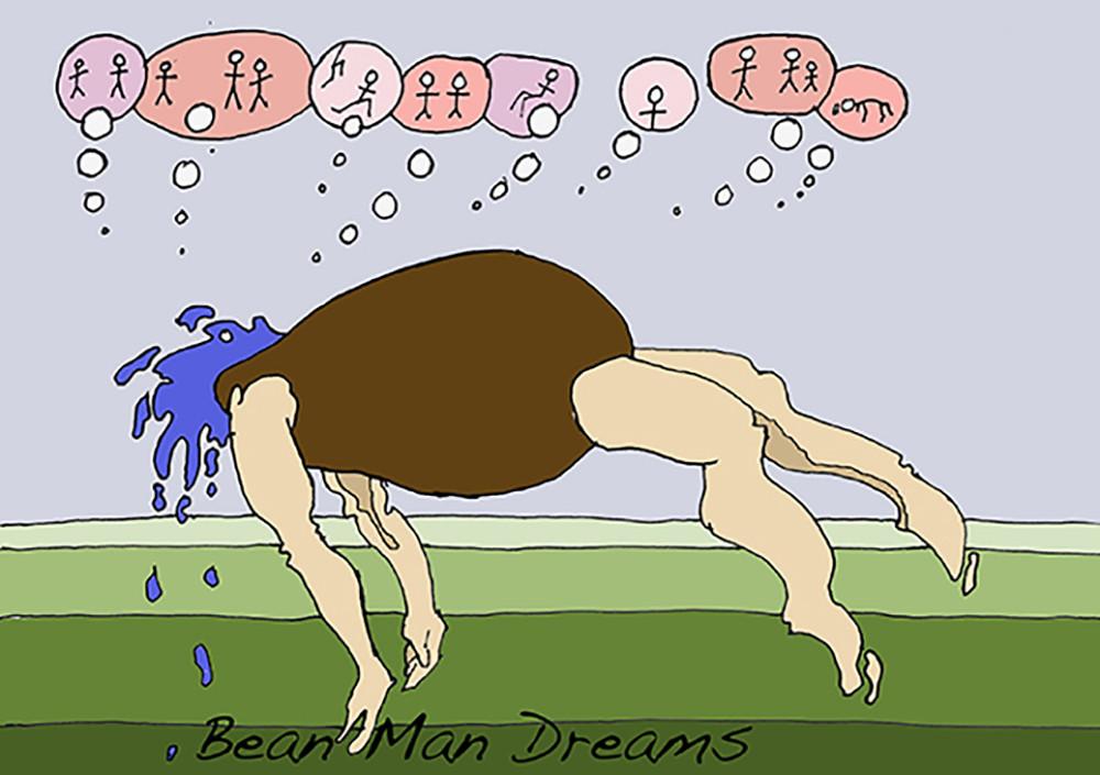 Bean Man Dreams