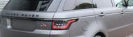 Range Rover SVR Matt Grey