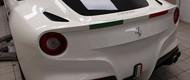 Ferrari F12 Carbon and Italia