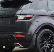 Range Rover Evoque Matt Black
