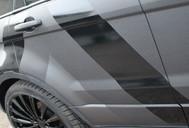 Range Rover Evoque Brushed Black