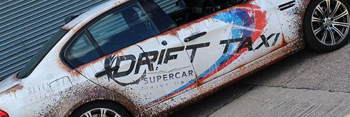 BMW 3 Series Drift Taxi