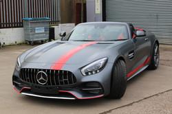Mercedes Detailing