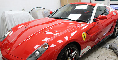 Ferrari 599 Alonso