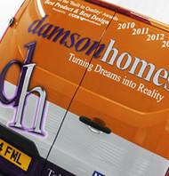 Damson Homes Transit Custom