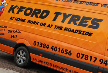 K'ford Tyres