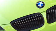 BMW 3 Series Green and Carbon
