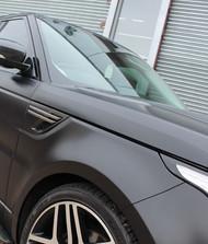 Range Rover Sport Satin Black