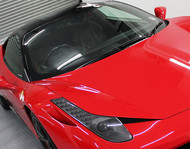 Ferrari 458 Gloss Black Roof