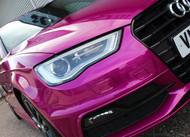 Audi S3 Pink