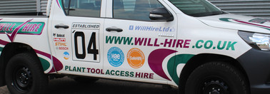 Will Hill Hilux