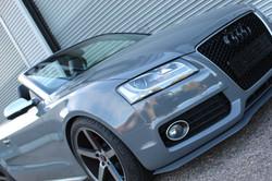 Audi Nardo Wrap