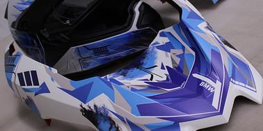 BMW 1200 Fender Panel