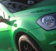 VW Polo Green