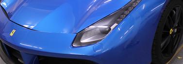 Ferrari 488 Blue 2