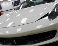 Ferrari 448 White