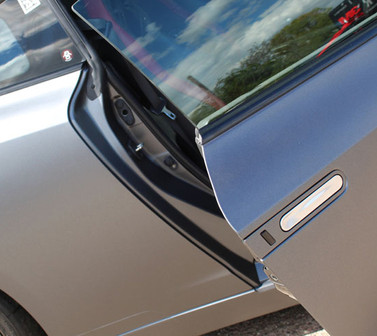 Nissan GTR Matt Dark Grey