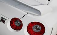 Nissan GTR Gloss White