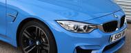 BMW M Sport Blue