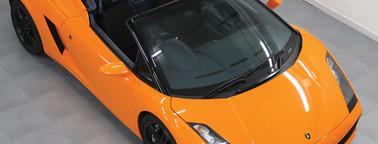 Lamborghini Gallardo Orange